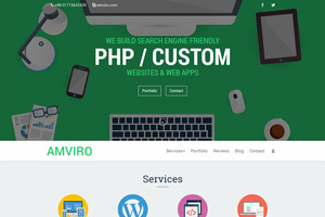Amviro Web Design Agency